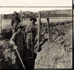 Ditch Diggers - CSU Archives