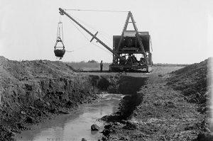 Crane Digger