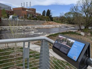 poudre whitewater park