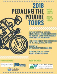 Pedaling the Poudre Bike Tour #1 @ Bellvue | Colorado | United States