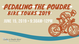 Pedaling the Poudre - USDA-ARS (Sat) @ Watson Lake parking | Fort Collins | Colorado | United States