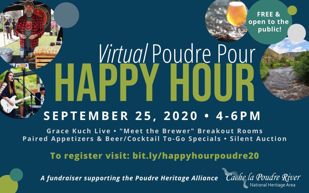 Virtual Poudre Pour Happy Hour 2020
