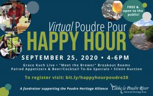 Virtual Poudre Pour Happy Hour
