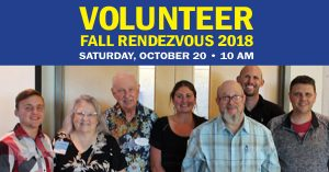 Volunteer Fall Rendezvous 2018 @ Pleasant Valley Schoolhouse | Bellvue | Colorado | United States