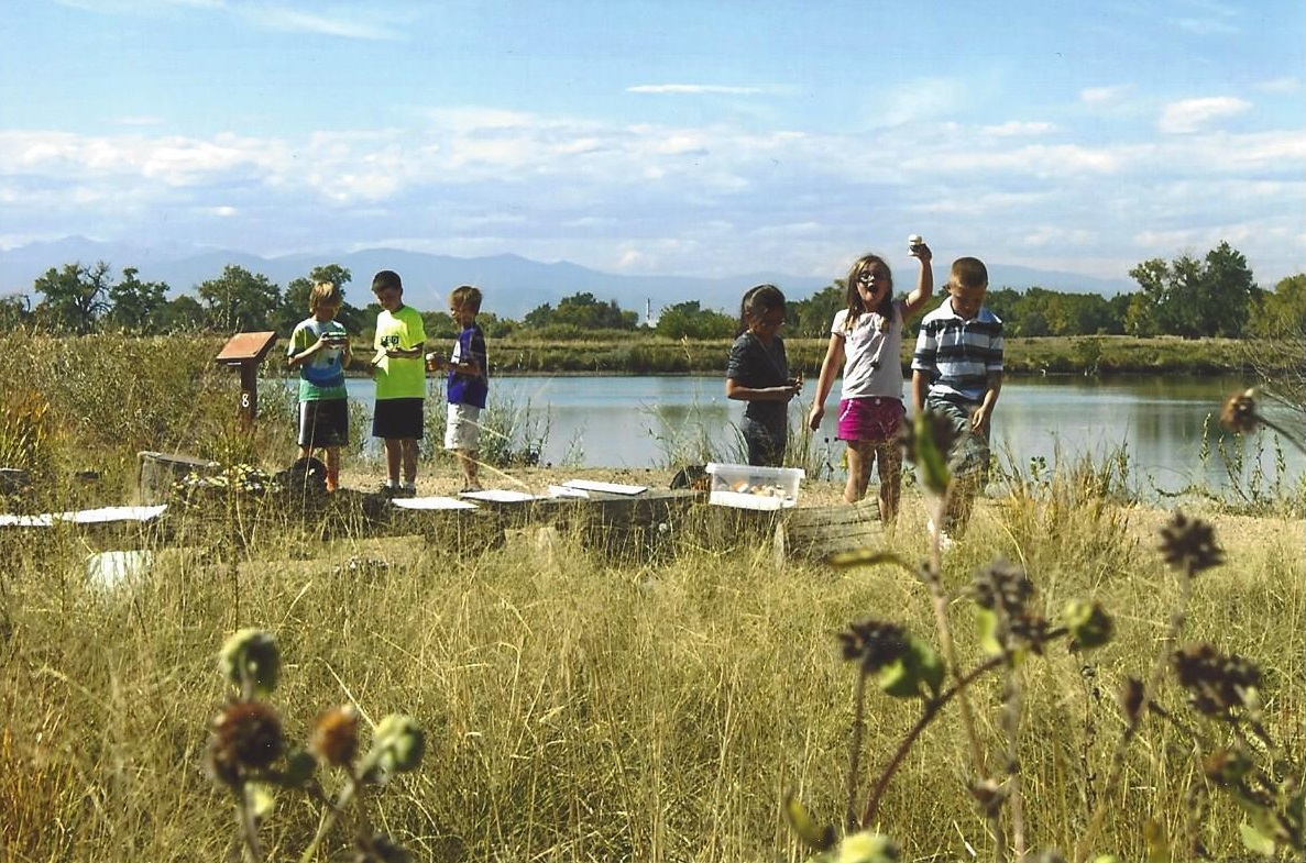 Field Trip Grant Program - Kids scenic view